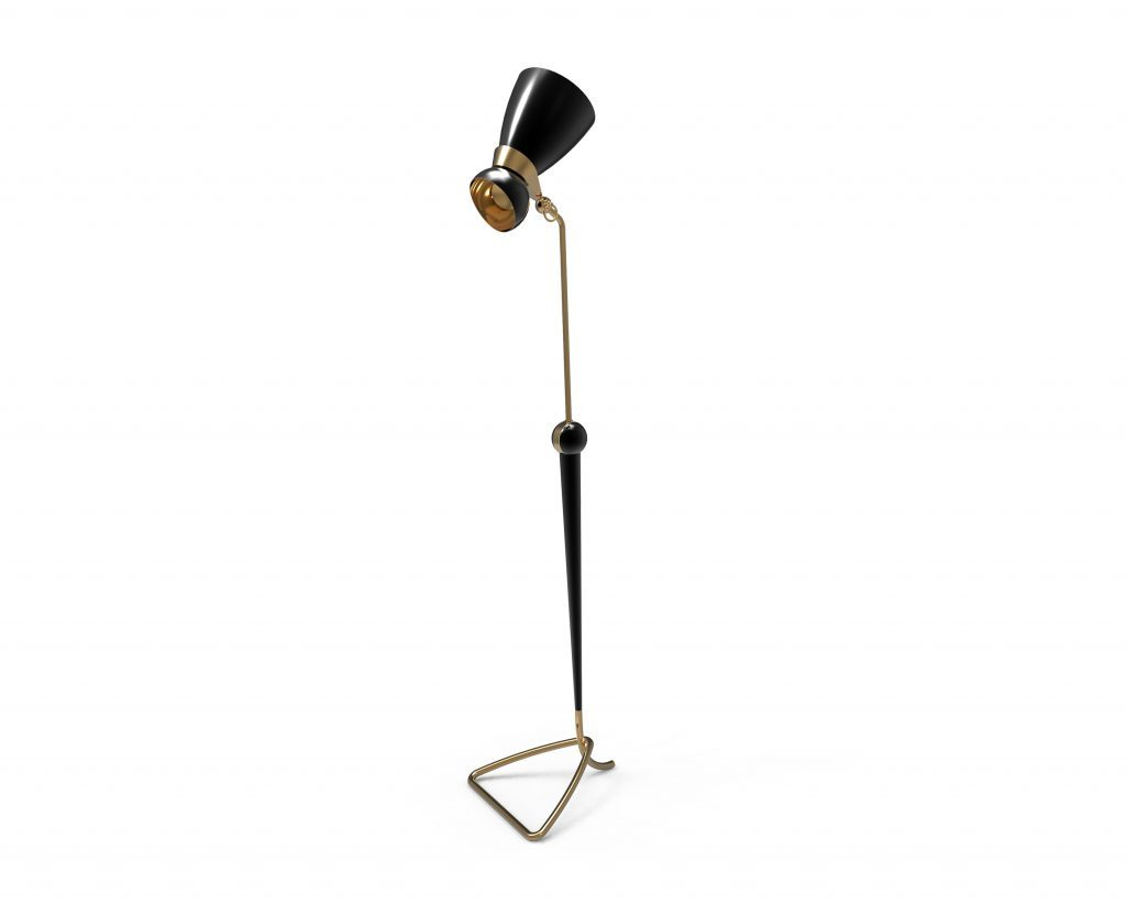 Summer Sales: Get To Know This Vintage Floor Lamp!