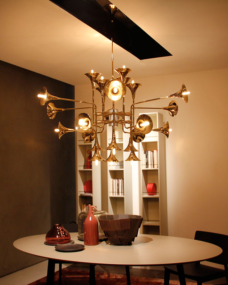 The Best Lighting Fixture For Your Mid Century Dining Room!