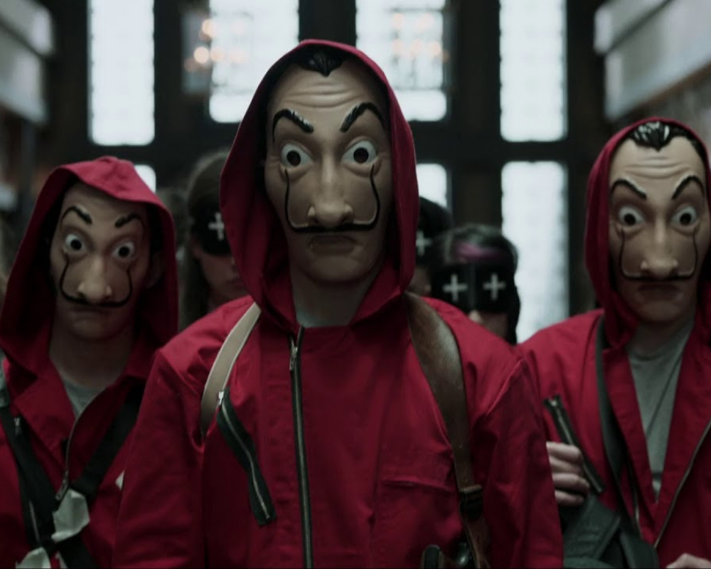 Inside The Screen_ Money Heist Review W_ a Little Jazz