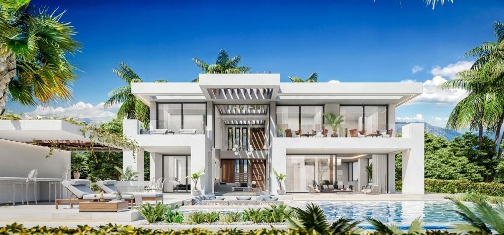 Marbella Conquistada Pelo Melhor Do Mundo A Mansão de Luxo de Ronaldo