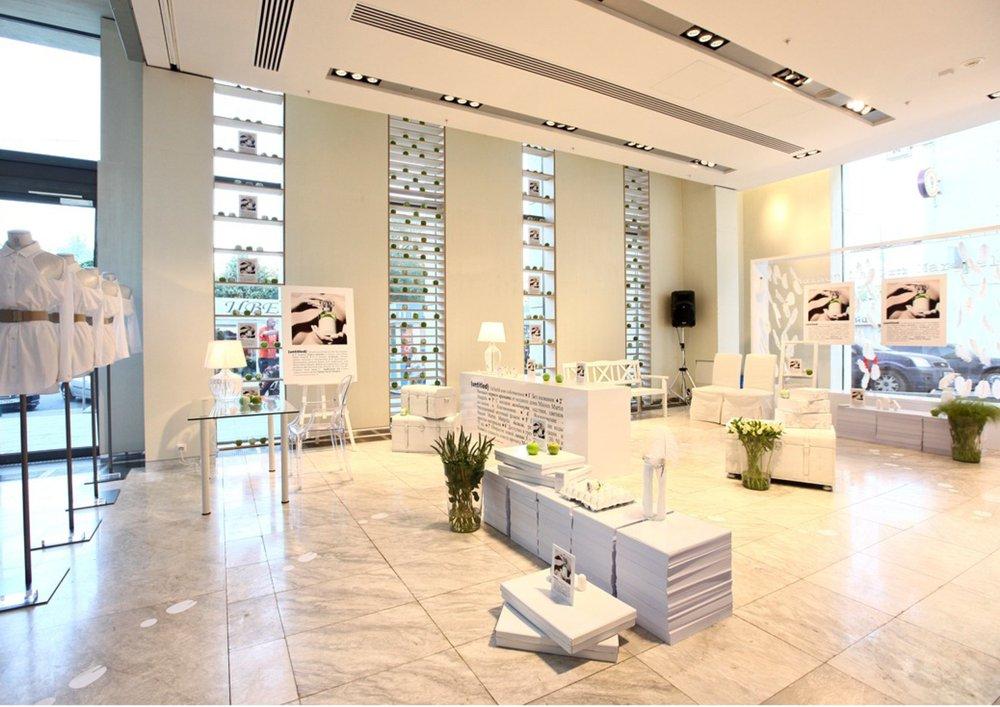 Showrooms de Bruxelles