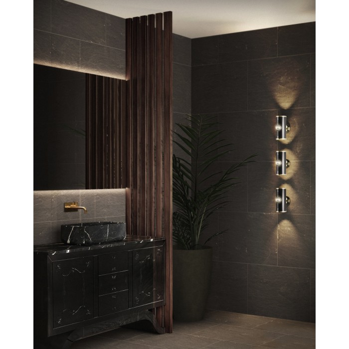 Home Renovation: Special Bathroom Lighting Fixture!