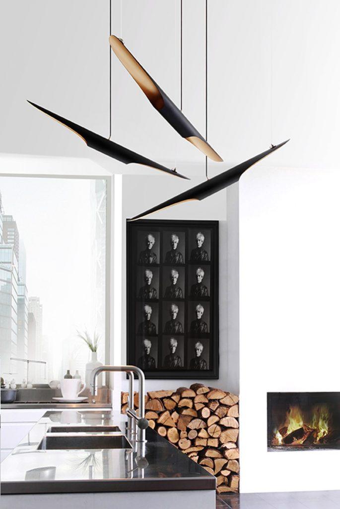 Cozinhas Simples e Elegantes 7 Dicas Para Iluminar O Espaço 3
