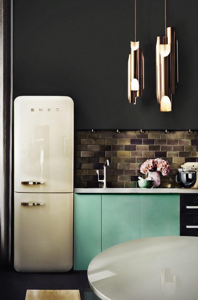 Cozinhas Simples e Elegantes 7 Dicas Para Iluminar O Espaço 4