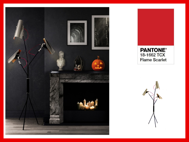 Halloween Moodboards: Boo! The 2020 Pantone Color Trend's Edition!