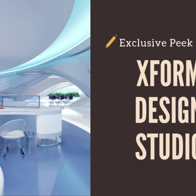 XFORM Design Studio Is All About Innovation