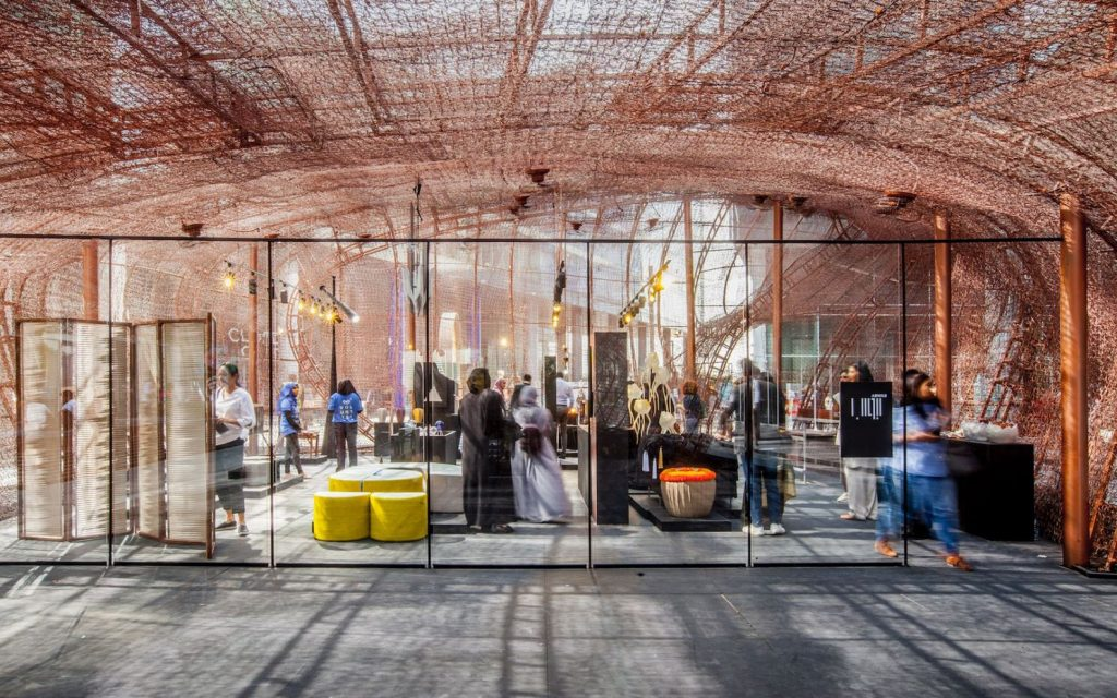 Click Here and Check Everything You Need To Know About Dubai Design Week!