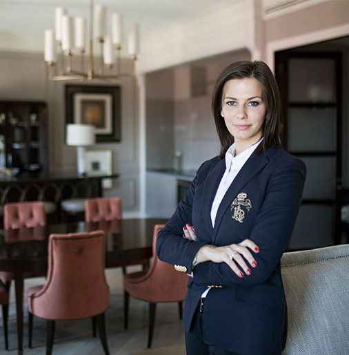 Polina Pidtsan: Meet The Russian Interior Design Master!