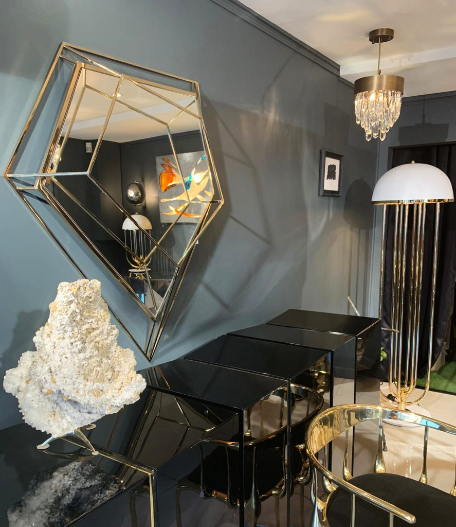 Covet Paris: Discover The New Lamps That Are Enlightening The Showroom!