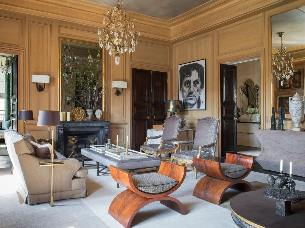 Discover The Sophisticated Living Room Designs By Jean Louis Deniot!