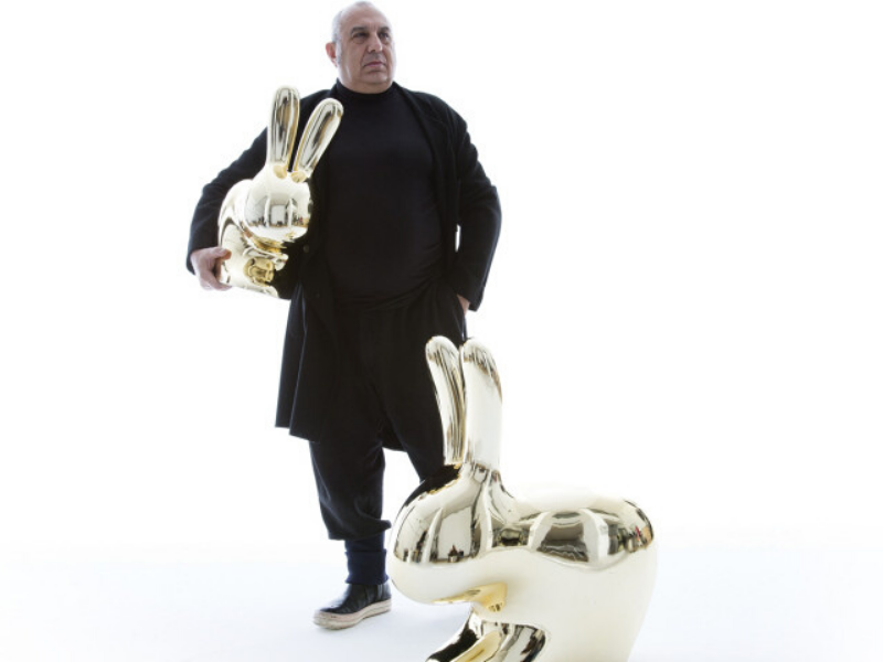 Stefano Giovannoni: A Master of Playful & Charming Contemporary Design