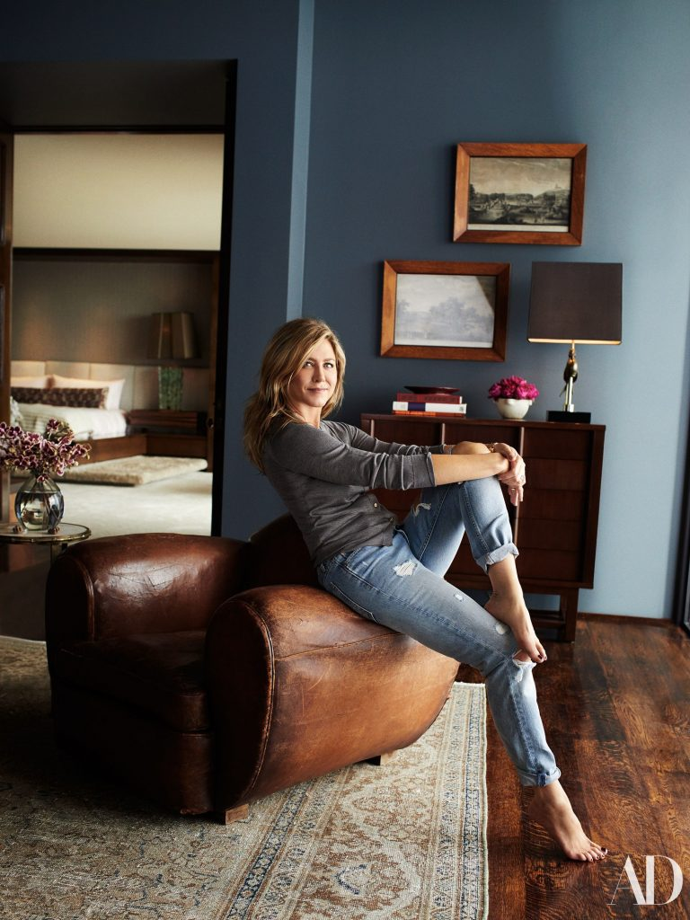 Check this out: Jennifer Aniston's Astonishing L.A. House.