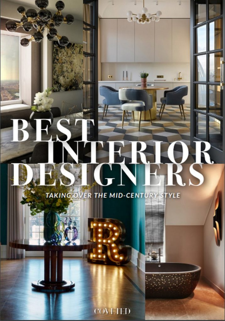 🔝HOT THIS WEEK: See Which Best Interior Designers Are Taking Over The Mid-Century Style!