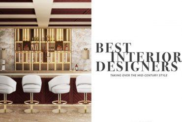 🔝Trending questa settimana: Scopri I Top Designer Di Interni Che Stanno Conquistando Il Mondo Mid-Century!