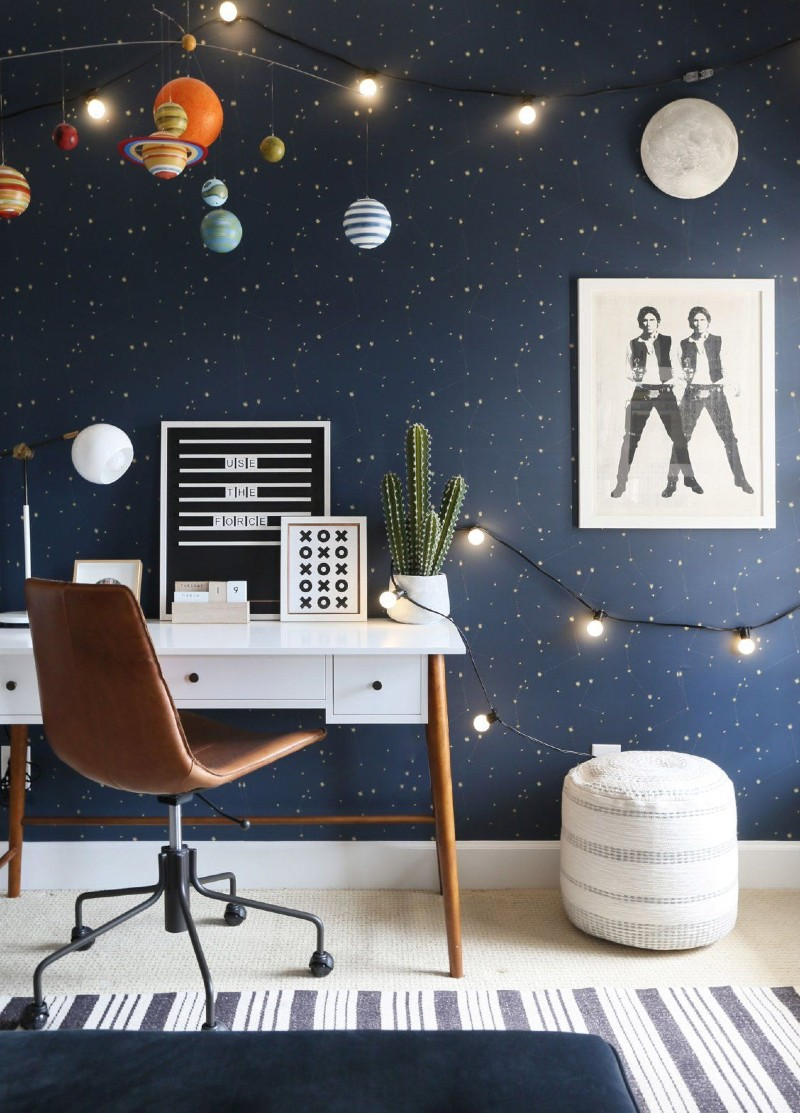 Astrology Themed Décor Ideas 🌙 Get Ready To Fly To The Moon!