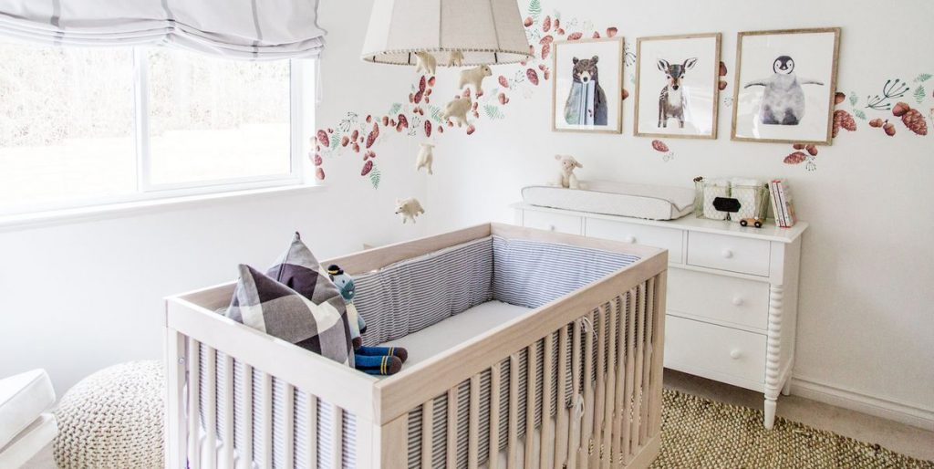 🤱 Baby Coming? Here Are Some Ideas To Enlighten Your Nursery Décor!