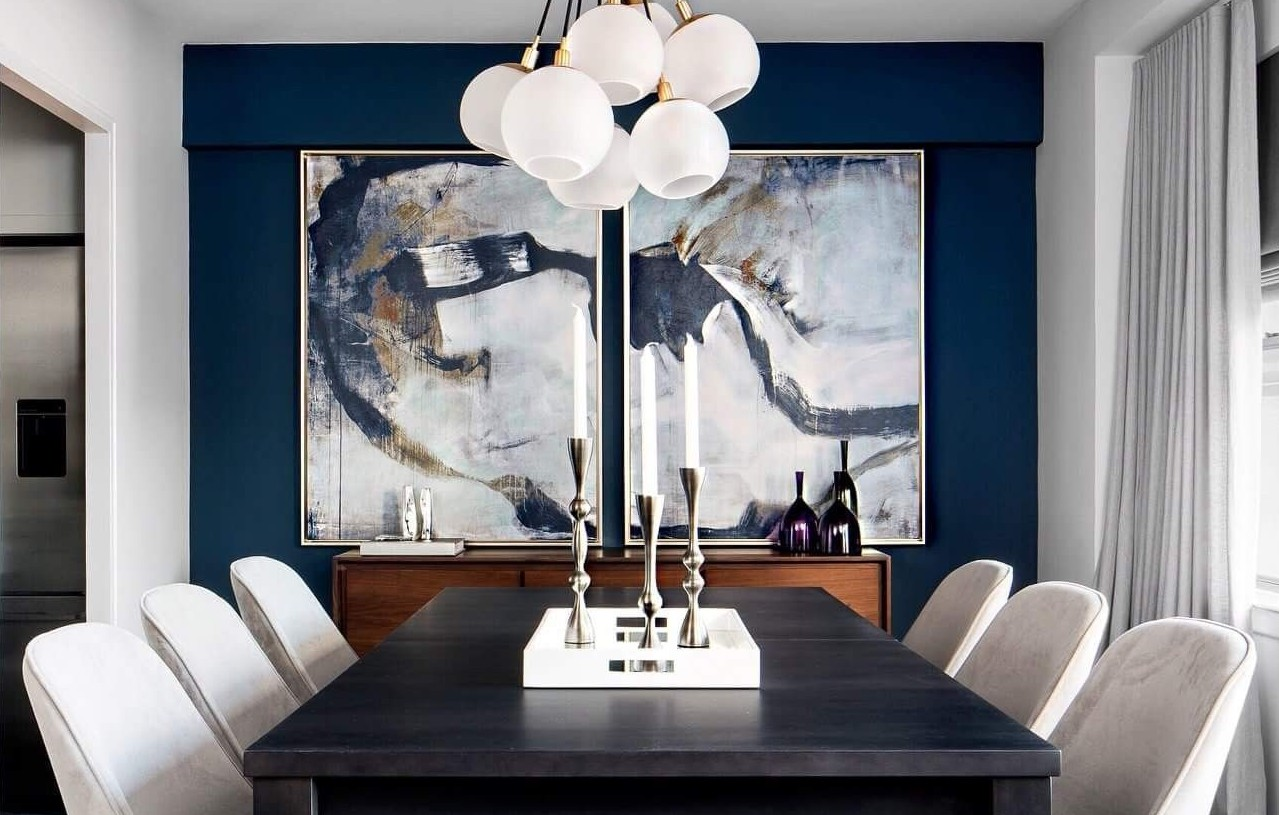 Dining Room Décor: changes that will make the most of limited space 0