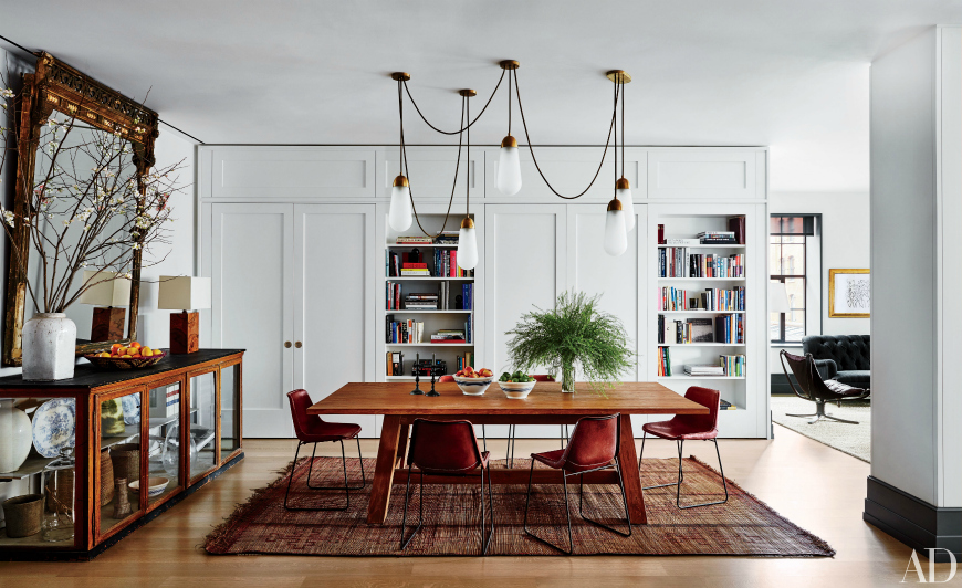Dining Room Décor: changes that will make the most of limited space 2
