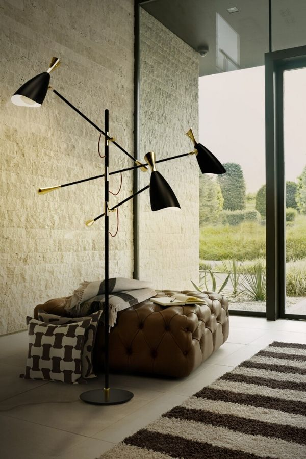 Check Out This Modern Lighting in This Rural Design!🏕️