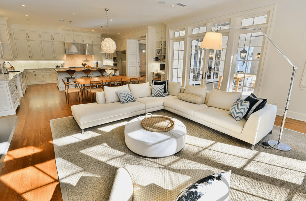 Open space 5 tips to have the best décor 5