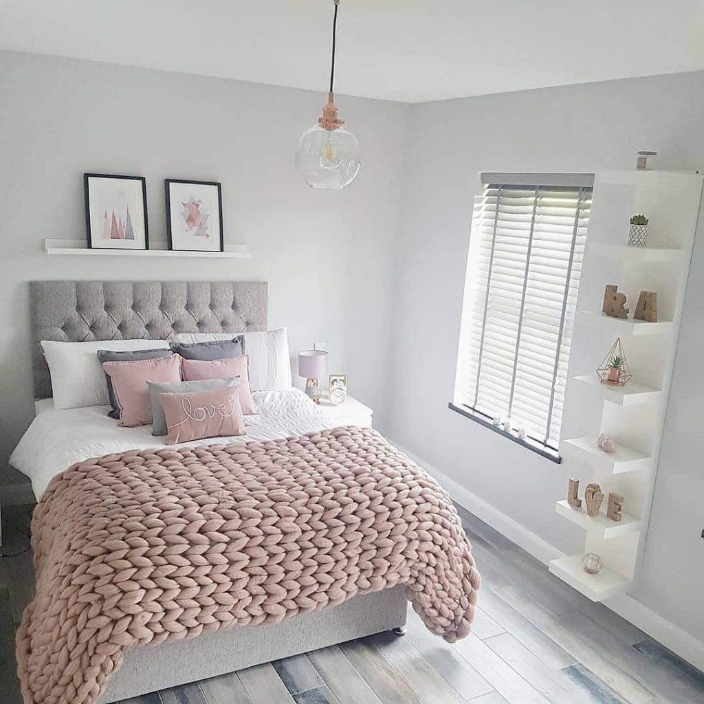Pink bedroom your next décor big dream! 1