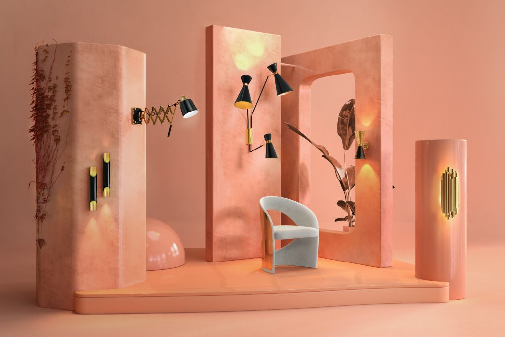 Pink bedroom your next décor big dream! 6