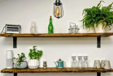 Shelves ideas to maximize your space with style! 0