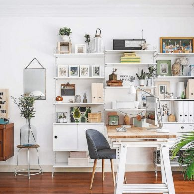 Turn your Home Office into your dream workspace in 5 steps