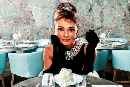 Can't Leave The House? No Problem! Sharova Design Will Make You Feel Like You're Having Breakfast at Tiffany's 👑