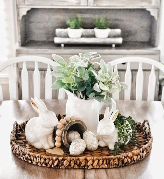 Spring Home Renovation: 5 Steps To Create The Perfect Easter Décor 🐇