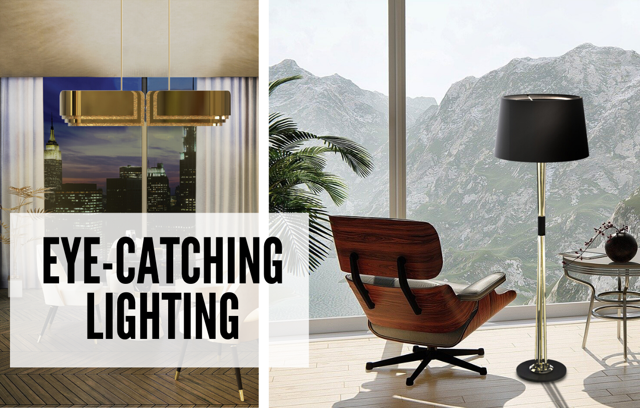 Eye-catching lighting that will make the most of your house! 0