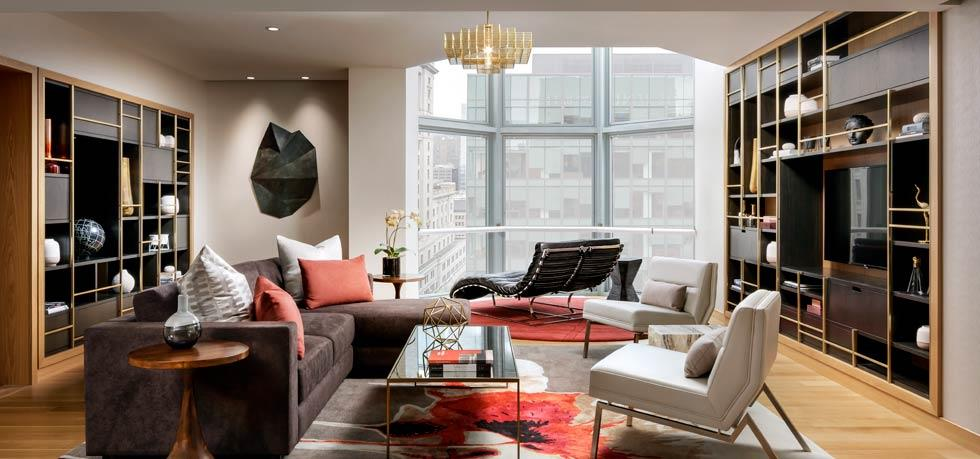 PMI Will Provide You The Tools To Recreate Fairmont Queen Elizabeth Décor ... at Your Home!