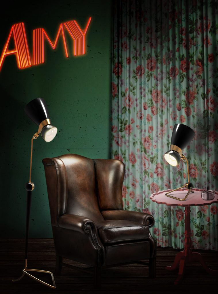 You Won't Be Able To Say 'No, No, No' To This Amazing Lighting Family Inspired By The Queen of Jazz!