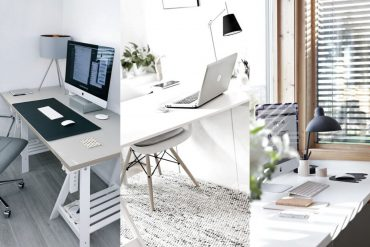 How to create the best at-home workspace to increase your productivity