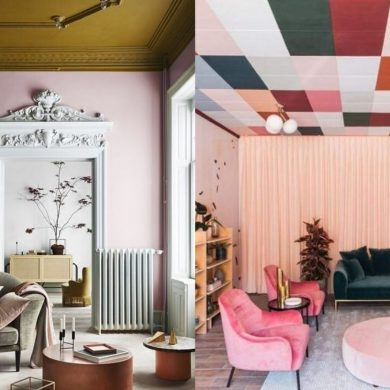 Genius Ceiling Ideas And Luxurious Lighting pieces.