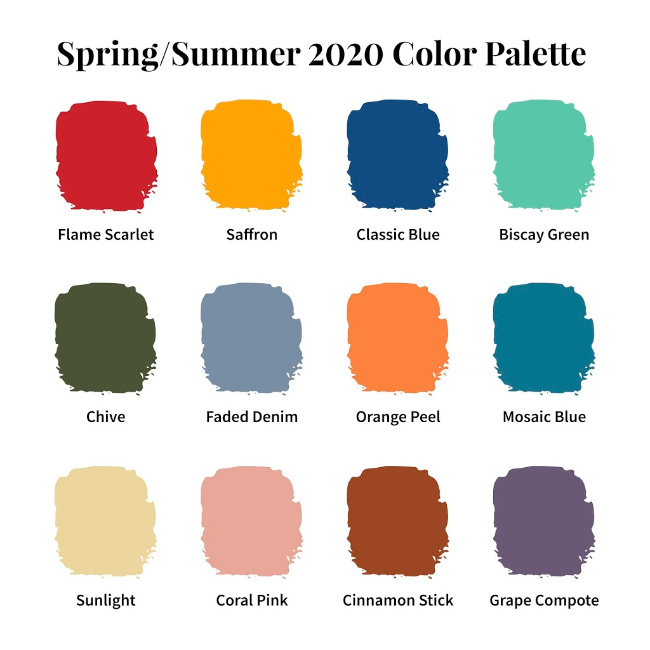 Summer Colours and Design Trends you won't unsee this Summer!