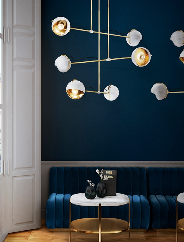 This Interior Design Firm & Furniture Store is a Master Class of Concept Decorating