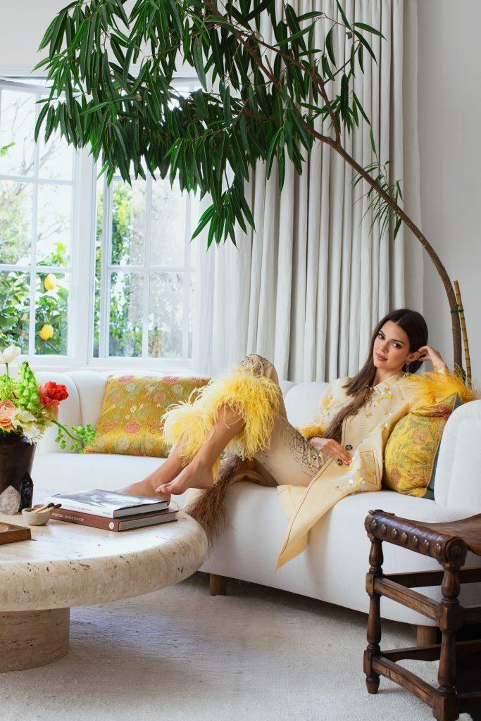 Get Inside Supermodel Kendall Jenner's Serene House in Los Angeles!