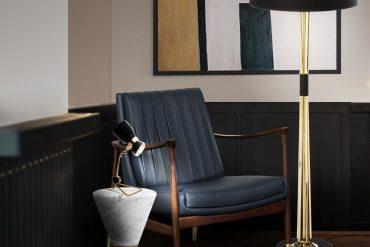 Classic Modern Living Room Corner By Miles Floor