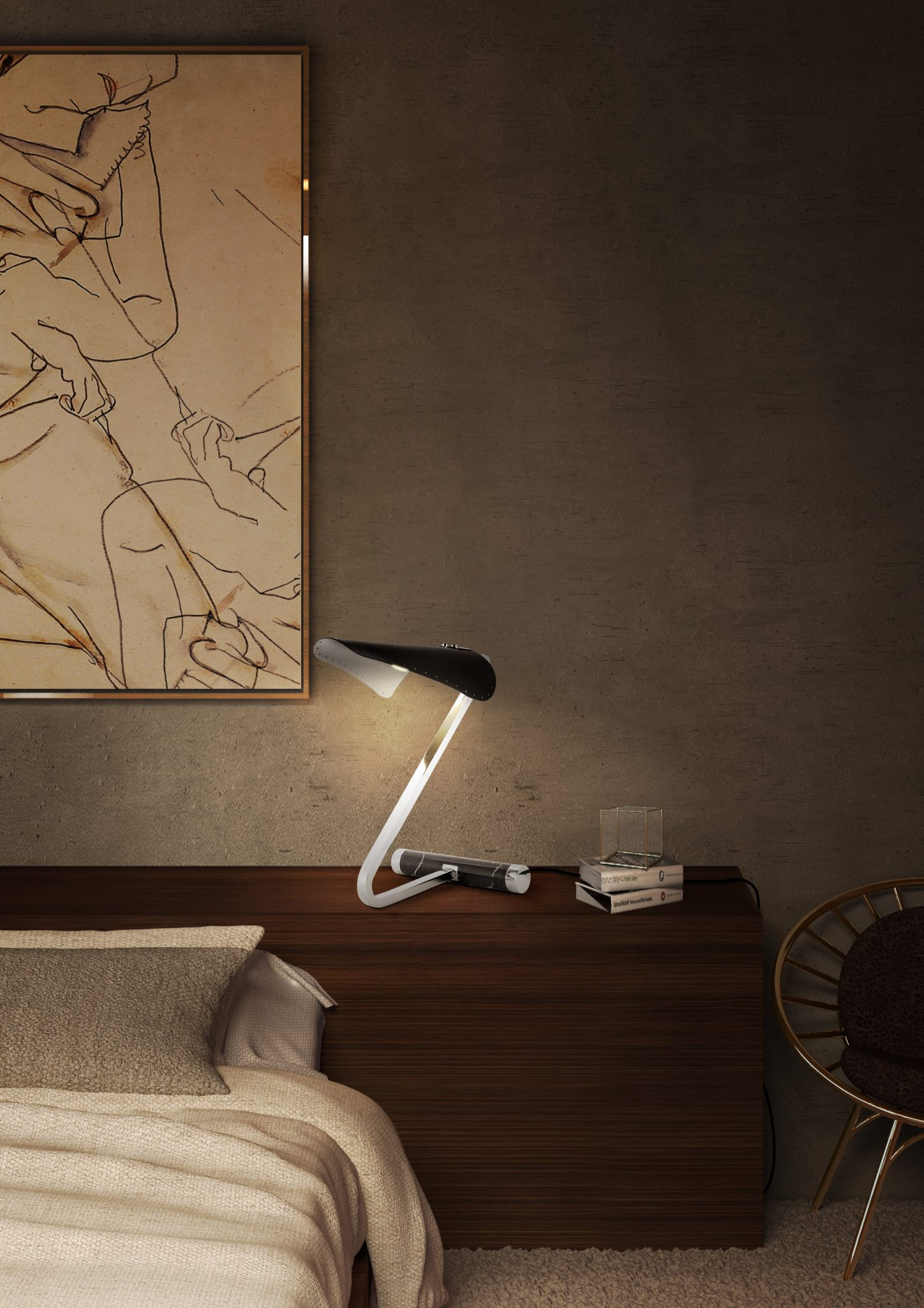 THE BEST SUSPENSION LAMP FOR YOUR BEDROOM