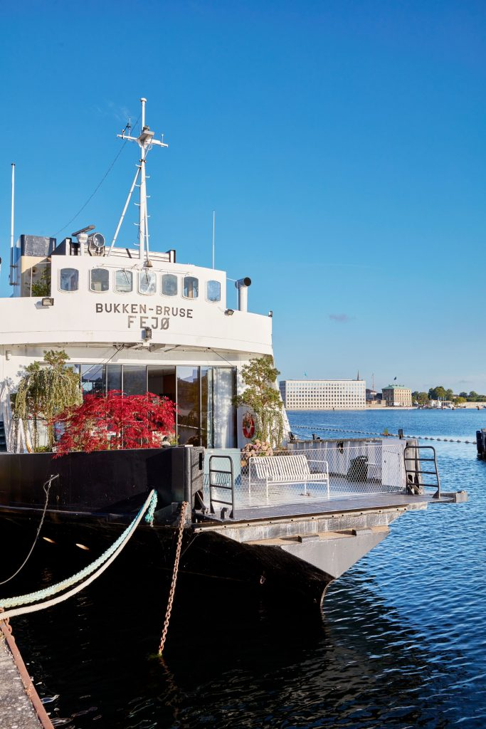 Get Inside: Pipe down! It's Time to Explore Bjarke Ingel's Innovative Houseboat!