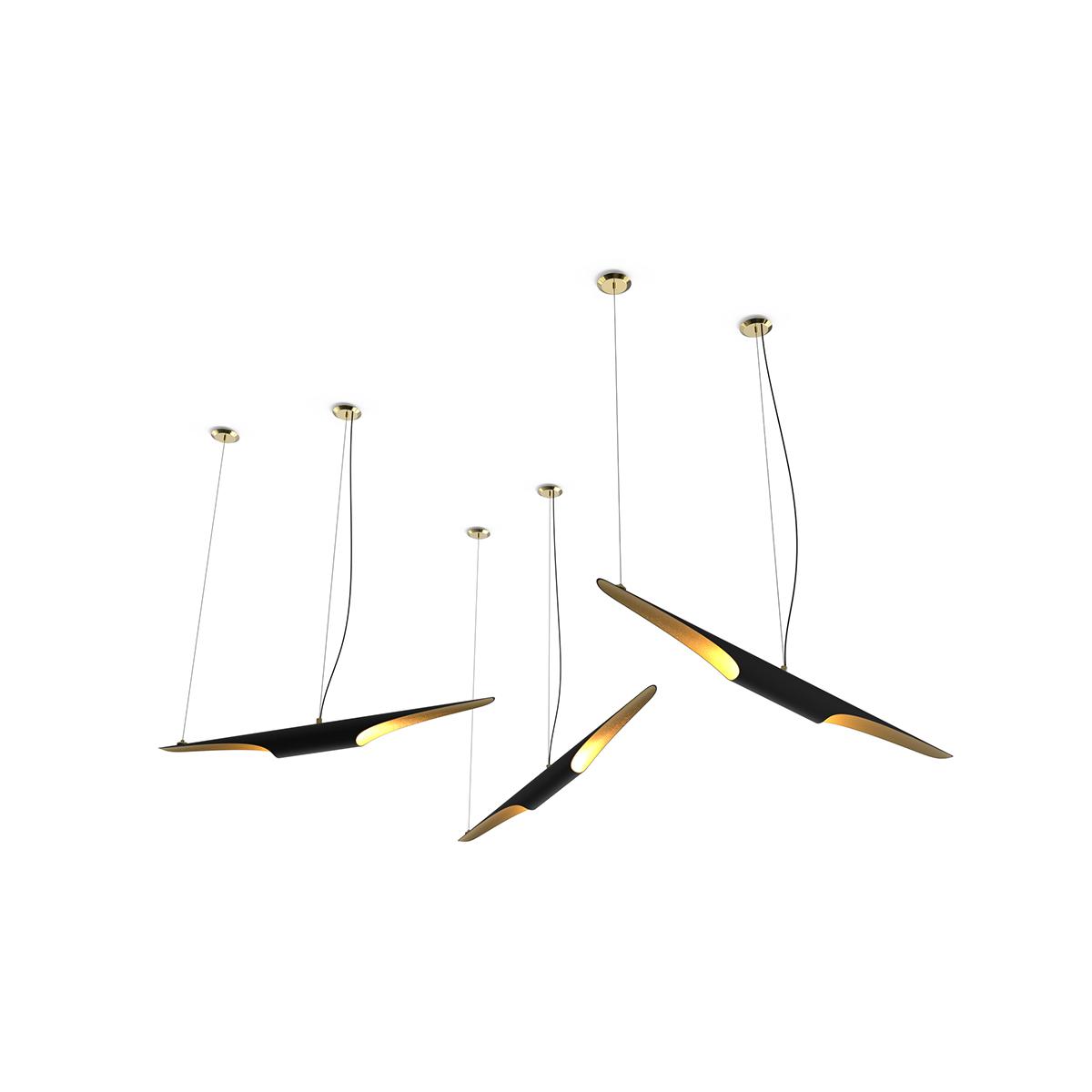 COLTRANE SUSPENSION LAMP