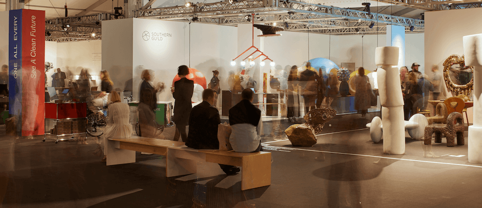 Art Basel Miami Beach Will go Virtual this Year, But Design Miami runs from November 27 to December 6 at the Design District