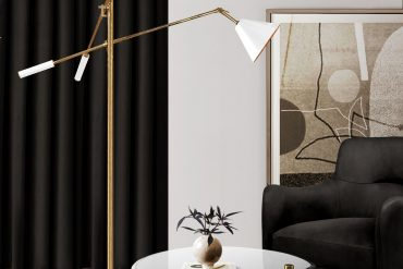 STUNNING HOME DECOR STARRING THREE UNIQUE PIECES