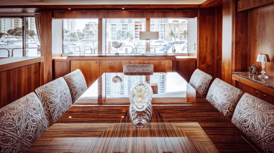 Get on Board of This Amazing Yacht Design Project of RDD Architecture!