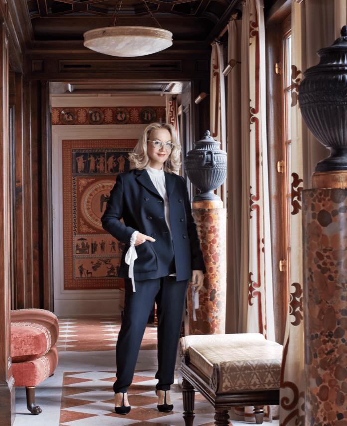 Alessandra Branca On Her Career & European Inspiration