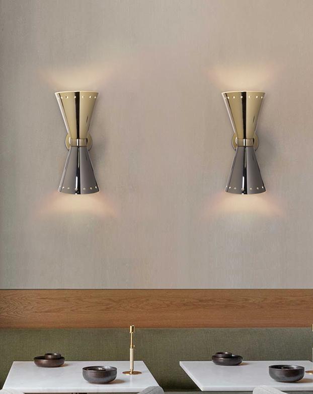 Estas lámparas de Pared Modernas Iluminarán tu Espacio con Estilo!