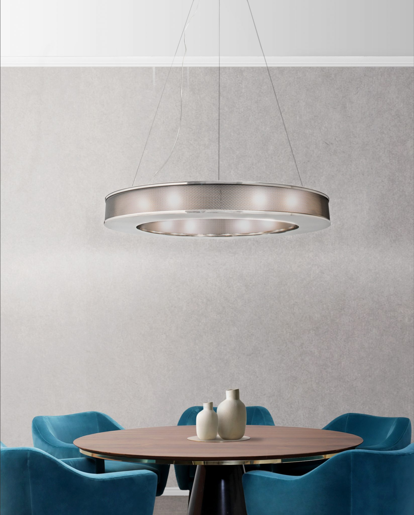 Mid-Century Modern Lighting Design for your Dining Room