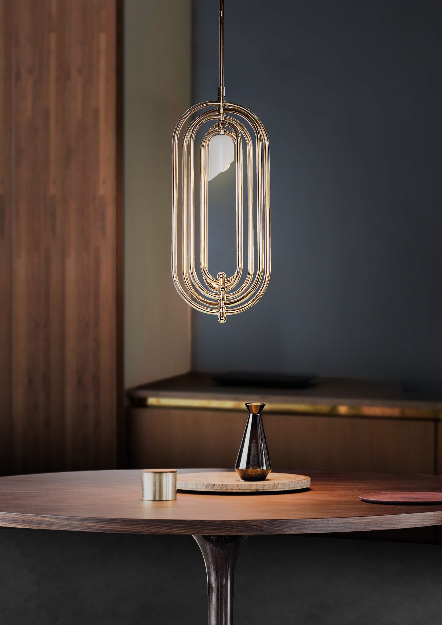INCREDIBLE MID-CENTURY MODERN LAMPS TO GET YOU INSPIRED