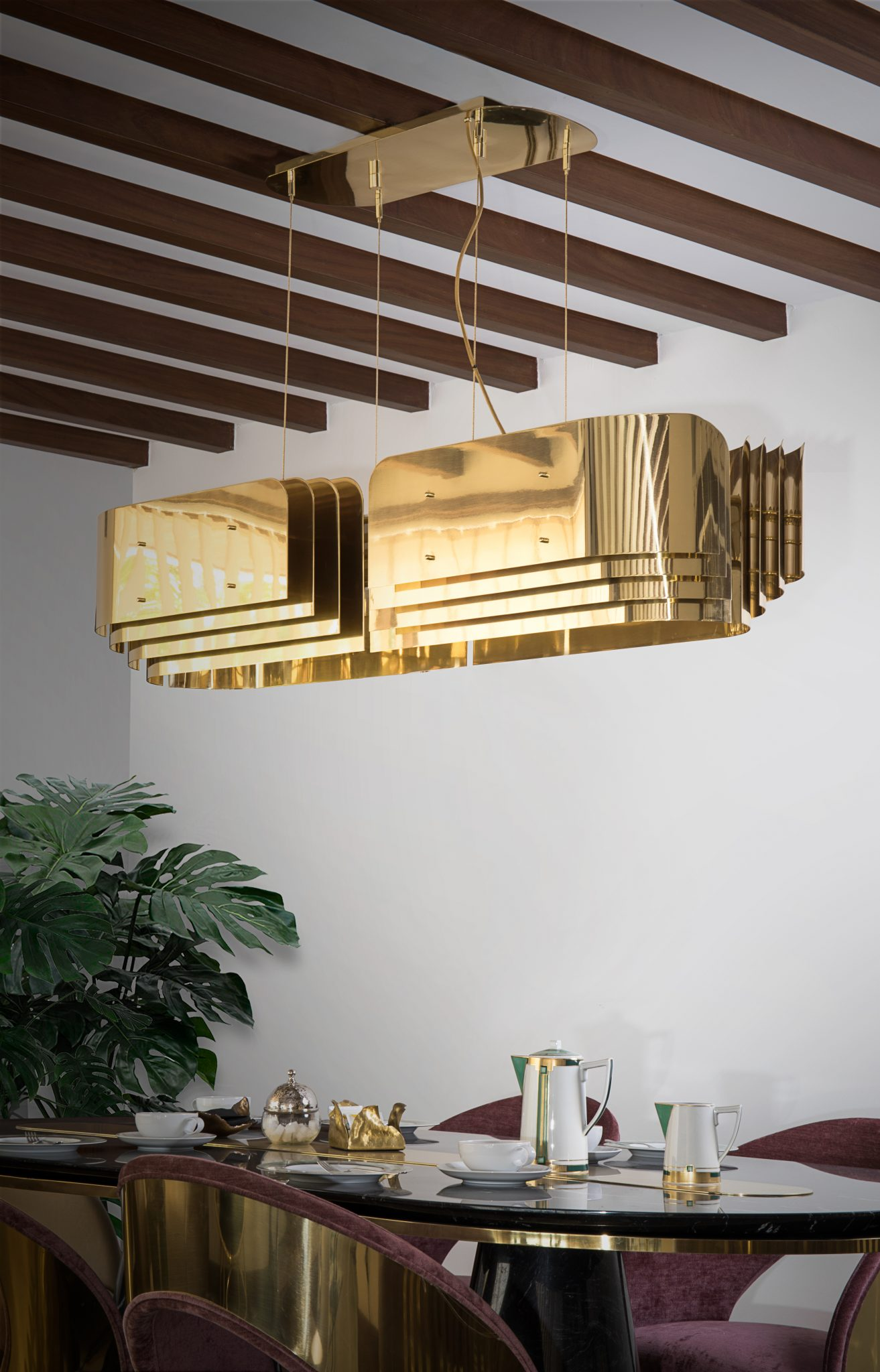 Mid-Century Modern Dining Lighting for your Dining Room